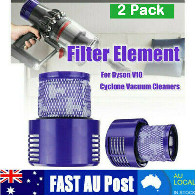 AU19.79 • Buy 2 PACK For DYSON V10 Filter Genuine Cyclone Animal Absolute Total Clean Washable
