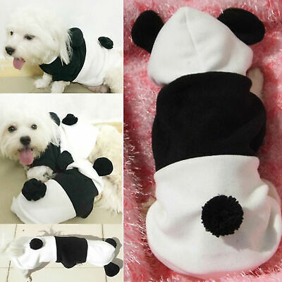 £3.10 • Buy New Hoodie Costume Dog Clothes Pet Jacket Coat Puppy Cat Costumes Apparel Winter