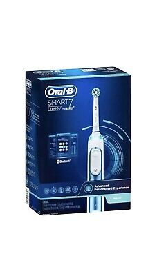 AU143 • Buy Braun Oral B Smart7 7000 With Bluetooth Electric Toothbrush. 100% Authentic