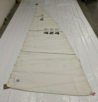 $595 • Buy Mainsail By UK Sailmakers For J105 In Good Condition 39.4' Luff