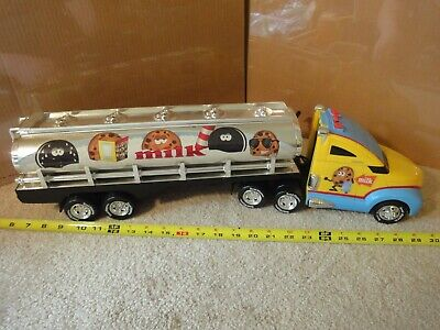 $49.99 • Buy Toy State Battery Operated Milk & Cookie Semi Truck, Tractor Trailer Tanker.