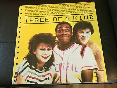 £5 • Buy Three Of A Kind Lenny Henry, Tracey Ullman And David Copperfield Vinyl..Ex Cond