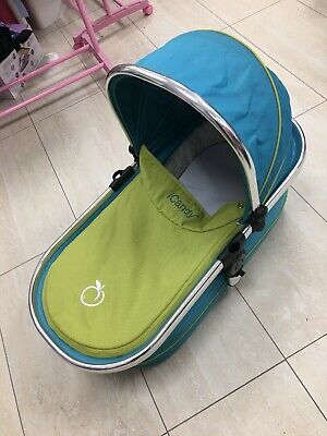 ICandy Peach Main Carrycot In Sweetpea/Sweet Pea • 45£