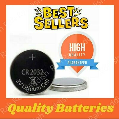 2 X Battery For Salter Digital  Kitchen Weighing Scales FAST FREE P&P CR2032  • 1.98£