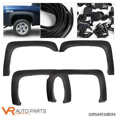 $73.99 • Buy Factory 5.8' OE Style Fender Flares For 07-13 Silverado 1500 Short Bed Brand New