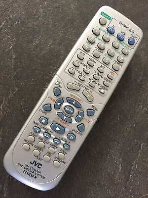 £23.49 • Buy Jvc Dvd  Rm-stha35r Cinema System Genuine Remote Fully Refurbished And Tested