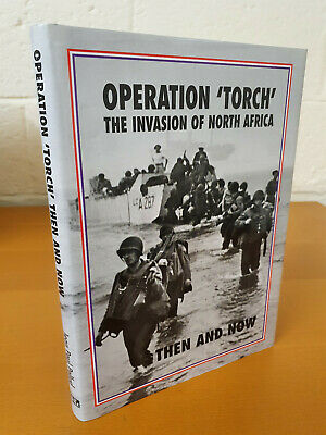 £34.99 • Buy OPERATION 'TORCH' THEN AND NOW After The Battle 2019 - In D/j - W