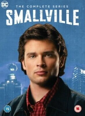 £59.99 • Buy Smallville - Complete Series 1-10 DVD 60 DISC