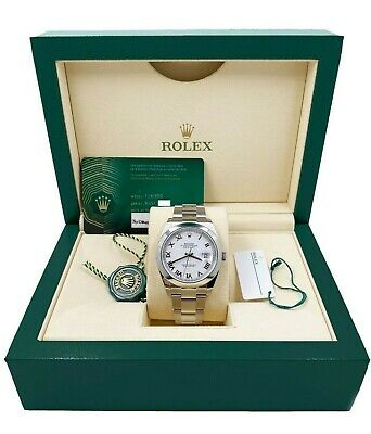 $ CDN11738.66 • Buy BRAND NEW Rolex Datejust 41 White Dial 126300 Stainless Steel Box Paper 2020