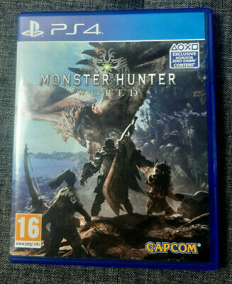 AU6.23 • Buy Monster Hunter World Playstation 4 - PS4
