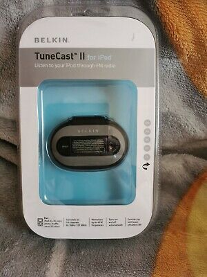 Belkin TuneCast  Ll For IPod New And Sealed • 6.99£