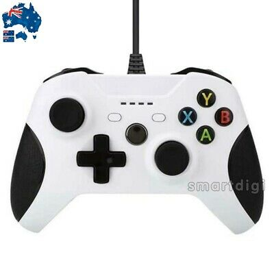 AU39.99 • Buy Wired Controller Gamepad For Xbox One/Slim S/X PC Dualshock Gamepad Joystick