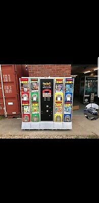 Coin Operated Sammy Vendor Arcade Machine • 1,000£
