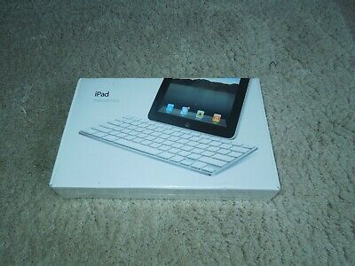APPLE IPAD KEYBOARD DOCK For Older Style Ipads MODEL No A1359 NEW SEALED IN BOX  • 12.99£