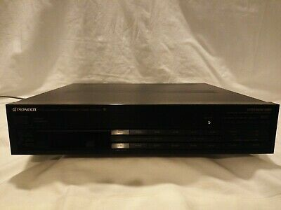 PIONEER Vintage AM / FM  Stereo Tuner Hifi Separate Digital F-X440L Tested • 19.99£