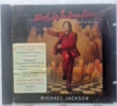 Michael Jackson - Blood On The Dance Floor (HIStory In The Mix, 2003) • 0.75£