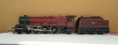 Hornby BR Maroon LMS The Princess Royal 46200. Zero 1 Chip Fitted • 49£