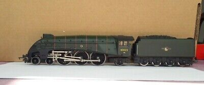 Hornby LNER A4 Mallard 60022 BR Green. Zero 1 Chip Fitted • 59£