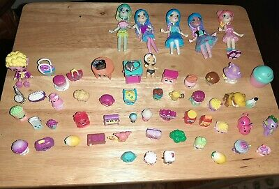 $11.99 • Buy Lot Of 58 Shopkins/Hatchamals/1 Paw Patrol/1Twozie/ Off The Hook Minis See Pics