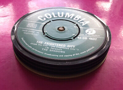 £9.99 • Buy 4 Quality, Hand Crafted,  Genuine 1960s Retro Vinyl Record Coasters With Stand