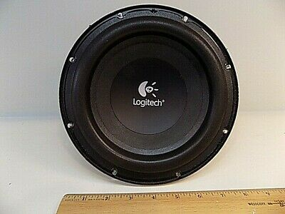 AU25.79 • Buy Logitech 8  8 OHM WOOFER SUBWOOFER SPEAKER