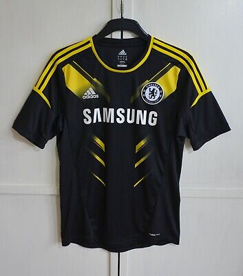 Mint! Chelsea Fc London 2012/2013 Third Football Shirt Jersey Kit Adidas Size M • 38£