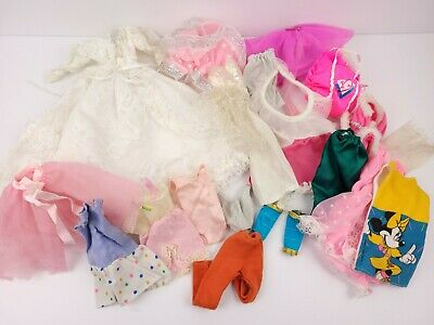 $ CDN3.51 • Buy Lot Of Barbie Clothes / Vintage W/ Flaws
