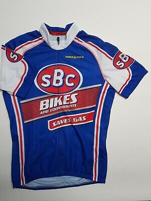 $ CDN17.49 • Buy Specialized Short Sleeve, 'SBC Bikes And Components' Cycling Jersey Size Medium