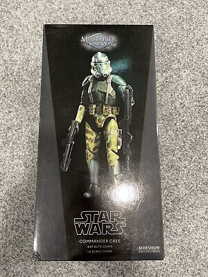 Sideshow Collectables Commander Gree Sideshow Exclusive Figure • 300£