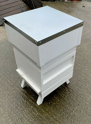 National Bee Hive , With Frames Foundation. Please Read Description For Bee Nucs • 200£