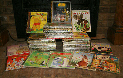 £15.61 • Buy Little Golden Books Random Lot Of 20 Disney Classic Christian Modern & Vintage