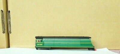 Hornby Unrebuilt West Country Battle Of Britain Body 21C159 SR Green • 29£