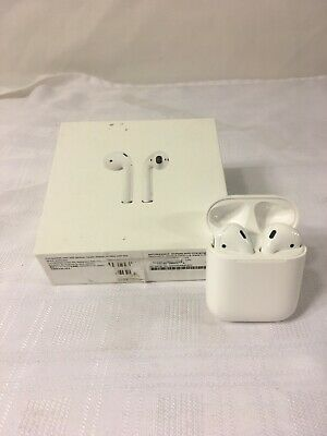 $ CDN58.69 • Buy Apple AirPods 2nd Generation With Charging Case - White Tested Guaranteed