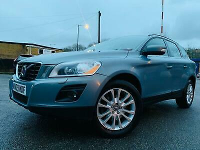 2009 Volvo XC60 2.4 D5 SE Lux Geartronic AWD 5dr SUV Diesel Automatic • 5,795£