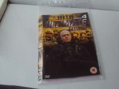 £1.75 • Buy Ultimate Force - Series 4 (DVD, 2006, 2-Disc Set) - Disc & Cover Only - No Case