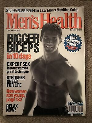 Mens Health Magazine December 1999 • 2£