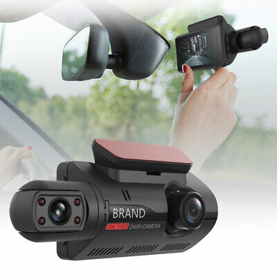 AU62.42 • Buy Dash Cam Recorder Dual Lens Camera HD 1080P Car DVR Vehicle Video G-Sensor MS