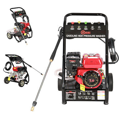 £259.95 • Buy Cleaning 3950 PSI 8 HP Petrol Pressure Washer Cleaner High Jet Power INDEPENDENT