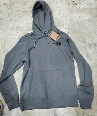 $ CDN82.26 • Buy New With Tags The North Face Box Logo Gray Hoodie Men's Size Small Not Supreme!!