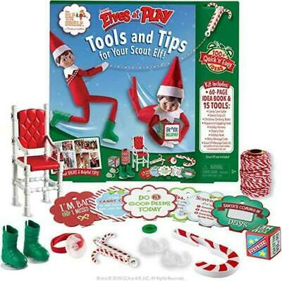 AU58.71 • Buy Elf On The Shelf Scout Elves At Play Tools And Tips For Your Scout Elf NEW BOX