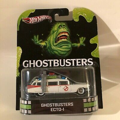 Hot Wheels Ghostbusters ECTO-1  S3 • 9.11£