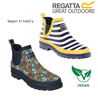 Regatta Lady Womens Harper Wellington Boots Waterproof Vegan Friendly Wellies • 29.98£