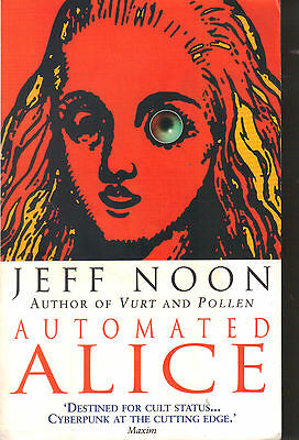 £4.99 • Buy JEFF NOON - Automated Alice  P/B