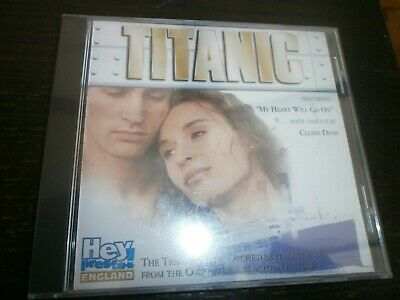 Titanic Cd, James Horner Orchestra, New Sealed • 2.99£