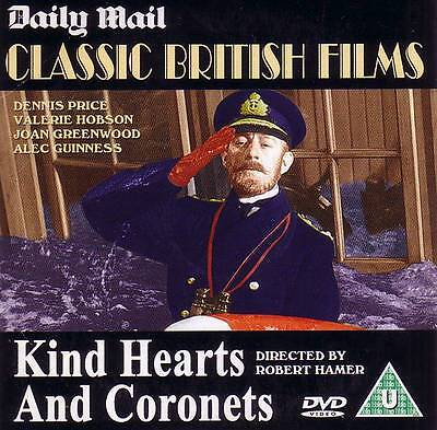 Kind Hearts And Coronets - DVD  • 0.99£