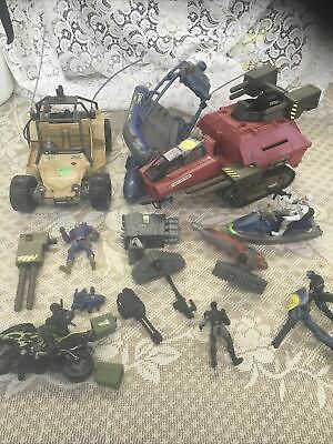 $ CDN49.76 • Buy Vintage Gi Joe Lot Of Weapons/Accessories/Vehicles/Parts