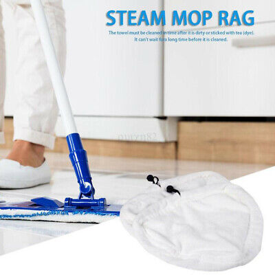 AU22.96 • Buy AU HOT For H2O Steam Mop Pads Washable Cleaning Pads Microfiber Cloth Floor