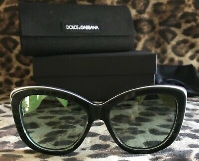 AU50 • Buy Dolce & Gabbana - Sunglasses - Authentic Green Butterfly - DG4206