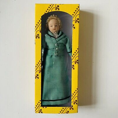 "Vintage ""Del Prado"" Dolls House Doll 