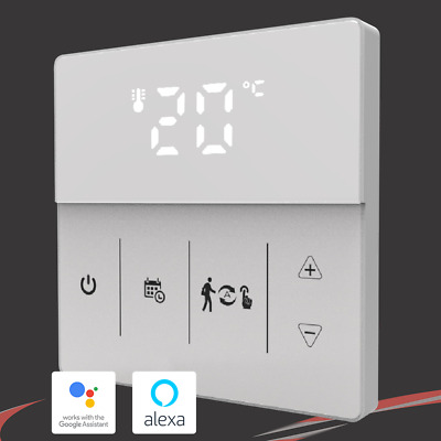£69 • Buy Digital  Wi-Fi  Thermostatic Controller For Electric Towel Rails